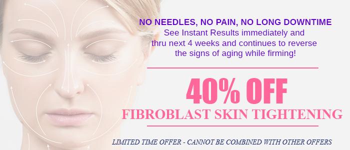 Fibroblast Skin Tightening - Rockwall TX