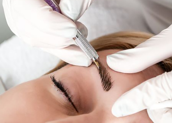Microblade Eyebrows | Velvet Touch | Rockwall TX